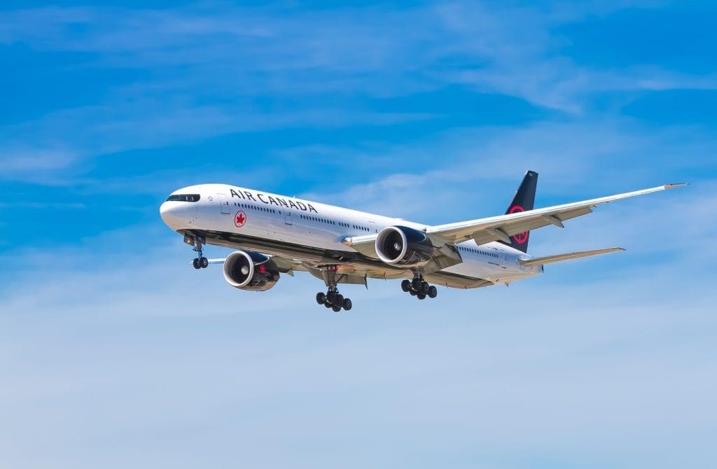 Aeroplanes and CO2